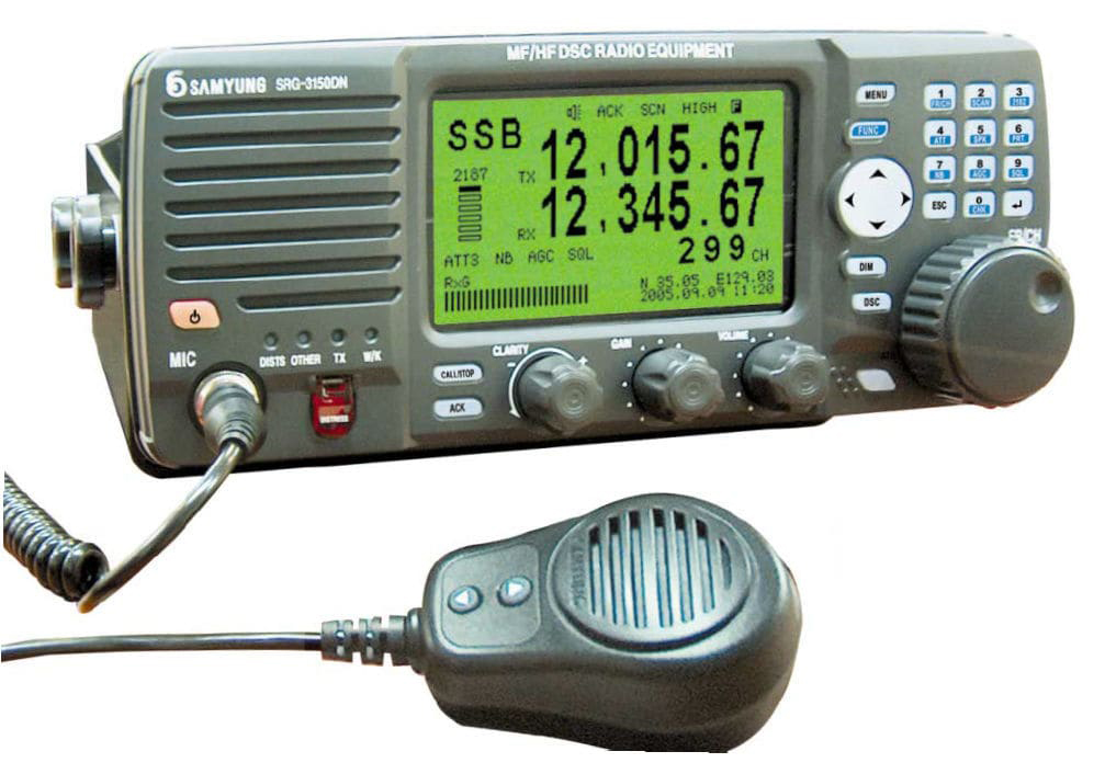 VHF/MF/HF | Products | Equinox Maritime Solutions